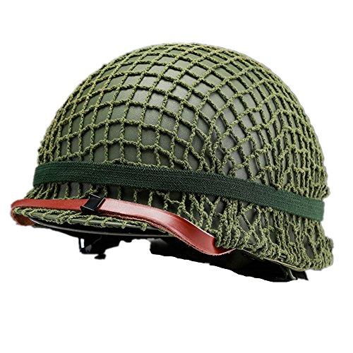 WW2The US m2acciaio casco