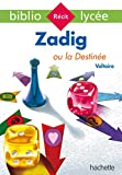 Telecharger Livres Bibliolycee Zadig ou la Destinee Voltaire (PDF,EPUB,MOBI) gratuits en Francaise