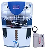 Aqua Z Pure Az1105 Crysta 14 Stage Ro+Uv+Uf+Alkaline+Tds Controller Water Purifiers