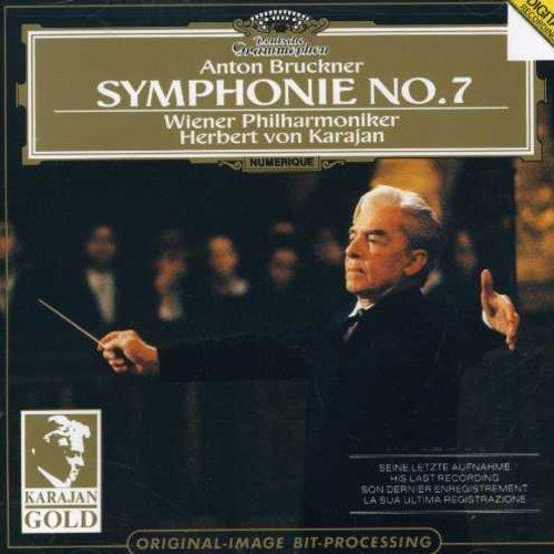Bruckner : Symphonie n° 7 - Karajan Gold d'occasion  Livré partout en Belgique
