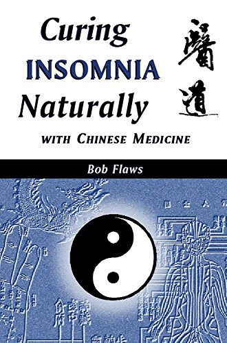 Curing Insomnia Naturally with Chinese Medicine by Douglas Frank (1-Jan-1997) Paperback