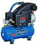 Scheppach Kompressor HC08, 230 V, 50 Hz, 1100 W, 1 Stück, blau/schwarz, 5906119901