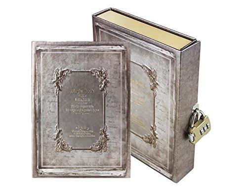 Cuaderno diseño retro libro magia,páginas