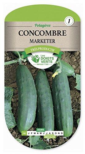Les doigts verts Semence Concombre Marketer