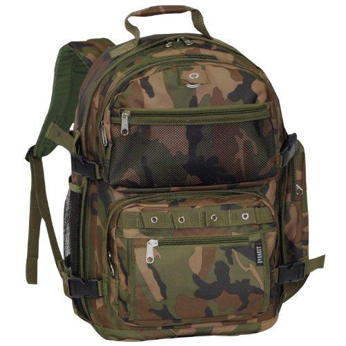 Everest Oversized Wald-Camouflage-Rucksack (Camouflage Everest)