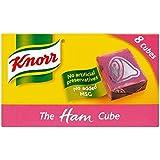 Knorr Cubitos De Caldo De Jamón (8X10g) (Paquete de 2)