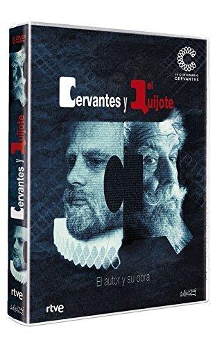 Cervantes / Don Quijote de la Mancha - 5-DVD Box Set ( Cervantes / El Quijote de Miguel de Cervantes )