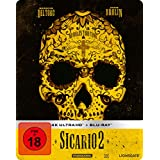 Sicario 2 Steelbook (4K Ultra HD + Blu-ray) (exklusiv bei Amazon.de)