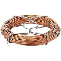 La Cordeline CJN894 Rollo de hilo de cobre (9x1,5x9cm)