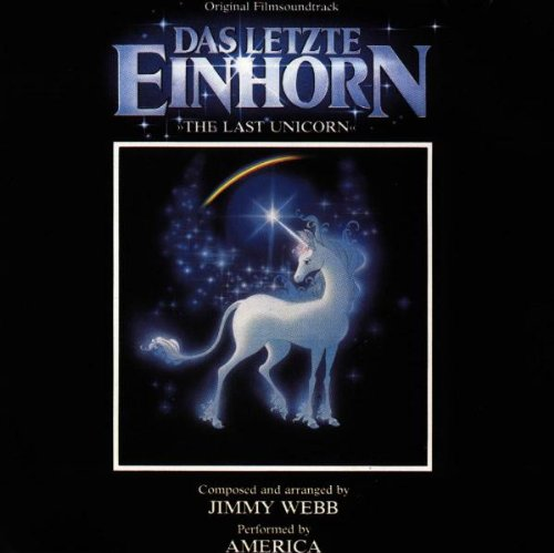Das letzte Einhorn - The Last Unicorn (Symphony London Orchestra-beatles)