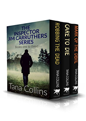 The Inspector Jim Carruthers Series: books 1 - 3 by [Collins, Tana]