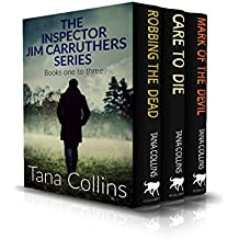 The Inspector Jim Carruthers Series: books 1 - 3
