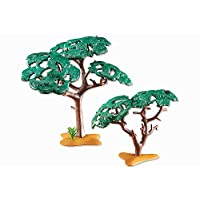 Playmobil 6475 Wild Life, African Trees - New, Sealed (Playmobil Accesory)