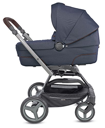 Trio Inglesina Quad Oxford Blue
