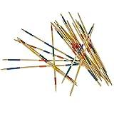 Eichhorn 100004534 - Outdoor Mikado, inklusiv Tasche, Geschicklichkeitsspiel, Länge 65cm, 24 Stäbe