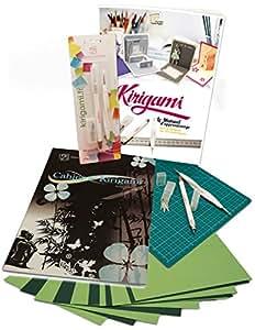 Formule découverte Kirigami 2 livres achetés Matériel Offert