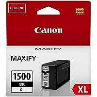 Canon PGI-1500XL Cartouche BK Noire XL (Emballage carton)
