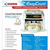 Kores Easy Count 441 Currency Counting Machine - Green