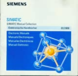 Siemens Simatic Manual Collection-Elektronische Handbücher-Electronical Manuals-S7-200,TD 200,S7-300,C7,S7-400,M7-400, STEP 7, DP,HMI,NET Industrial Communication,PCS 7,WinAC,PC,Machine Vision,LOGO![3 CD-ROMs/02/2000,6ES7998-8XC01-8YE0]