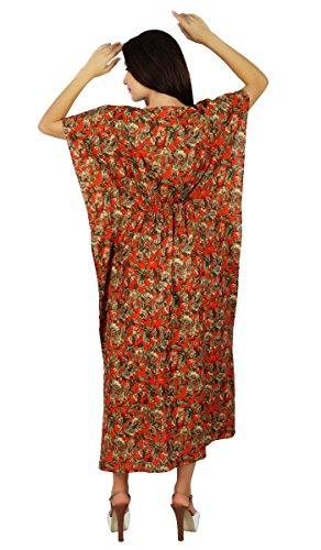 Bimba -  Camicia da notte  - Floreale - Maniche corte  - Donna Multicolour-1
