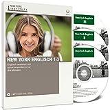 New York Englisch I, II und III - Englisch lernen für Anfänger und Fortgeschrittene (Audio Sprachkurs)