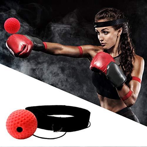 Pelota boxeo Reflex Ball banda cabeza, entrenamiento