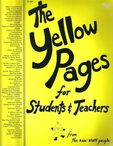 yellow-pages-for-students-and-teachers