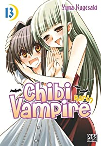 Chibi Vampire Karin Edition simple Tome 13
