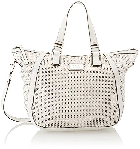 XTI - 85930, Borse a mano Donna Bianco (Blanco)