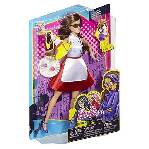 Barbie Mattel DHF07 - Modepuppen, Das Agententeam, Geheimagentin Teresa