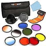 Objektiv Filterset 67mm K&F Concept® 67mm Verlaufsfilter Set
