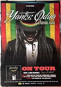 Yaniss Odua - & Artikal Band - 70X100Cm Affiche / Poster