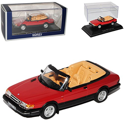 saab-900-turbo-16-rot-cabrio-1992-generation-1978-1994-1-43-norev-modell-auto-mit-individiuellem-wun
