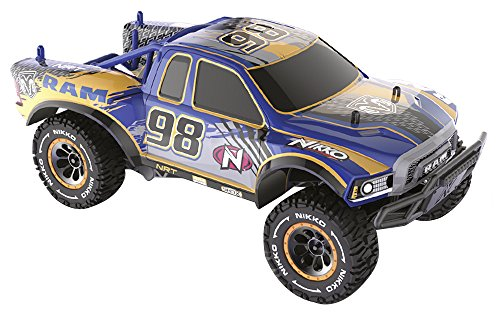 Happy People 36950 Nikko RC Elite Trucks Dodge Ram Rebel 1 : 14 Voiture...