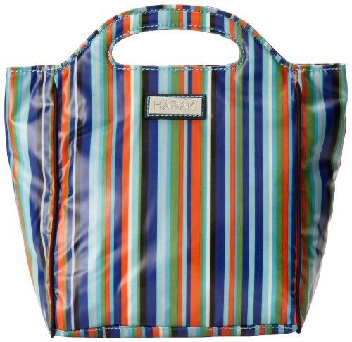 hadaki-insulated-coated-lunch-pod-top-handle-bagmardi-gras-stripesone-size
