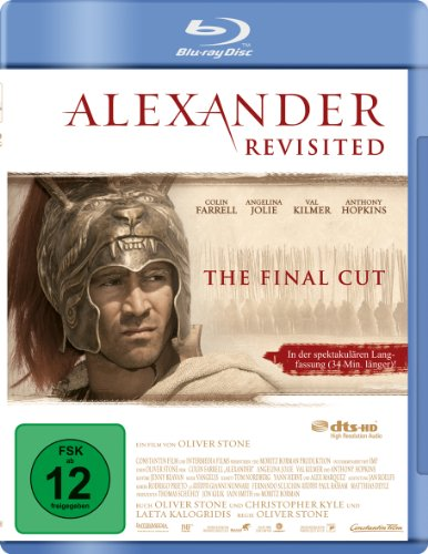 Alexander - Revisited/The Final Cut [Blu-ray] (Oliver Und Company Film)