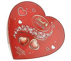 Idea Regalo - Scatola Cuore Lindor San Valentino