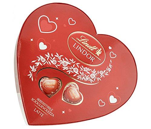Scatola cuore lindor san valentino