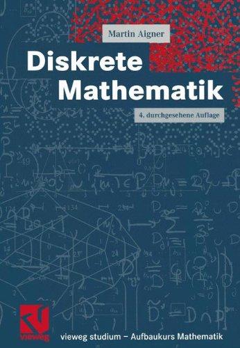 Diskrete Mathematik (vieweg studium; Aufbaukurs Mathematik)