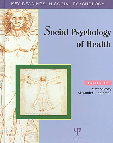 [(The Social Psychology of Health : Key Readings)] [Edited by Peter Salovey ] published on (August, 2003)