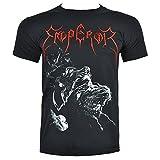 Emperor Rider T Shirt (Black) - Small
