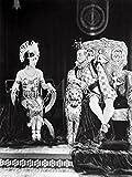 Artland Wandbilder selbstklebend aus Vliesstoff oder Vinyl-Folie Filmszene Kostüme Film & TV Film Fotografie Schwarz/Weiß C4WL