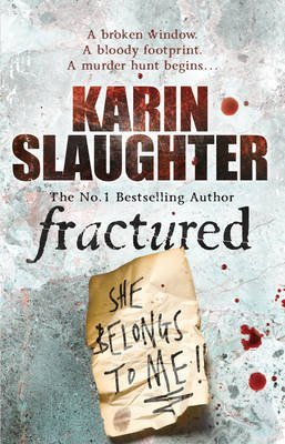 [(Fractured : (Will Trent / Atlanta Series 2))] [Author: Karin Slaughter] published on (October, 2016)