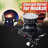 #10: SaleOn™ 220v 50HZ 450W Charcoal Burner for Hookah Heater Stove Electric Camping Cooking Stove Charcoal Stove Electric Charcoal Burner,Electric Coal Lighter,Electric Sigdi-756