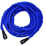 VR SHOPEE 50 Feet / 15 Meter Expandable Garden Hose All In One And Maximum Place Use The Magic Hose Pipe Like Planting , House Clean , Bike & Car Wash , Cleaning Floor , In Villege Use , Road Clean, Construction Time Etc