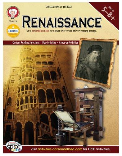 Renaissance, Grades 5 - 8 (Civilizations of the Past)