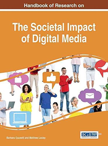 [(Handbook of Research on the Societal Impact of Digital Media)] [Edited by Barbara Guzzetti ] published on (September, 2015)