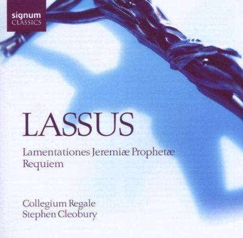 Lassus: Lamentationes Jeremiæ Prophetæ; Requiem