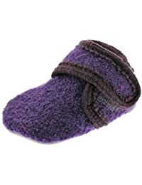 Celavi Patucos para bebé unisex de lana, 100% lana, 5712