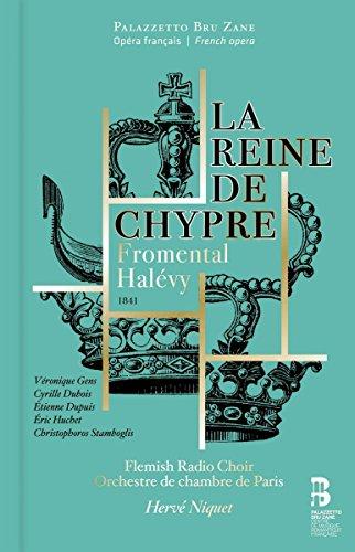 La Reine de Chypre (Livre Inclus)